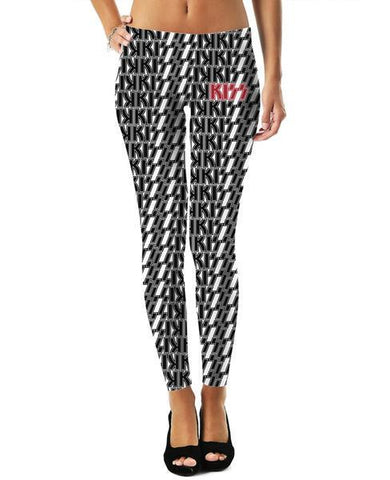 KISS Womens Leggings