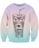 Soda Wavves All Seeing Eye Unisex Sweatshirt