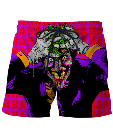 Mens Funky Swim Trunks