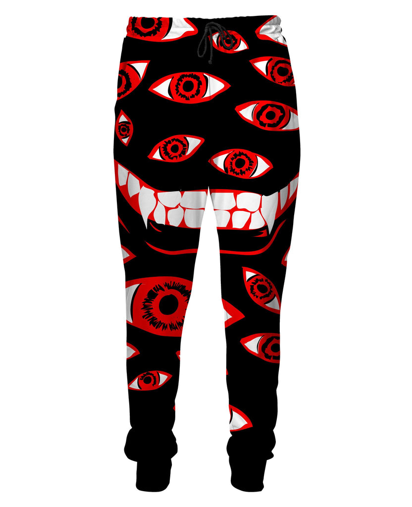 Control Art Restriction 666 Sweatpants