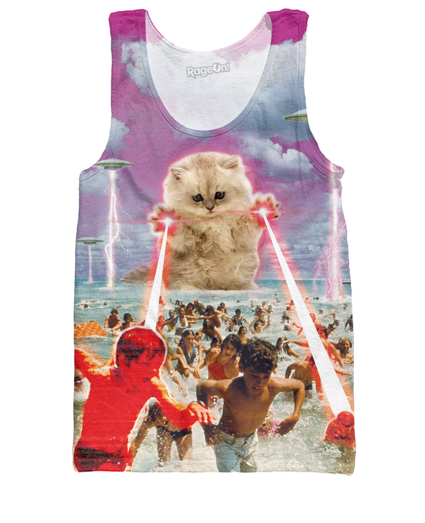 The Kitten No One Loved Tank Top