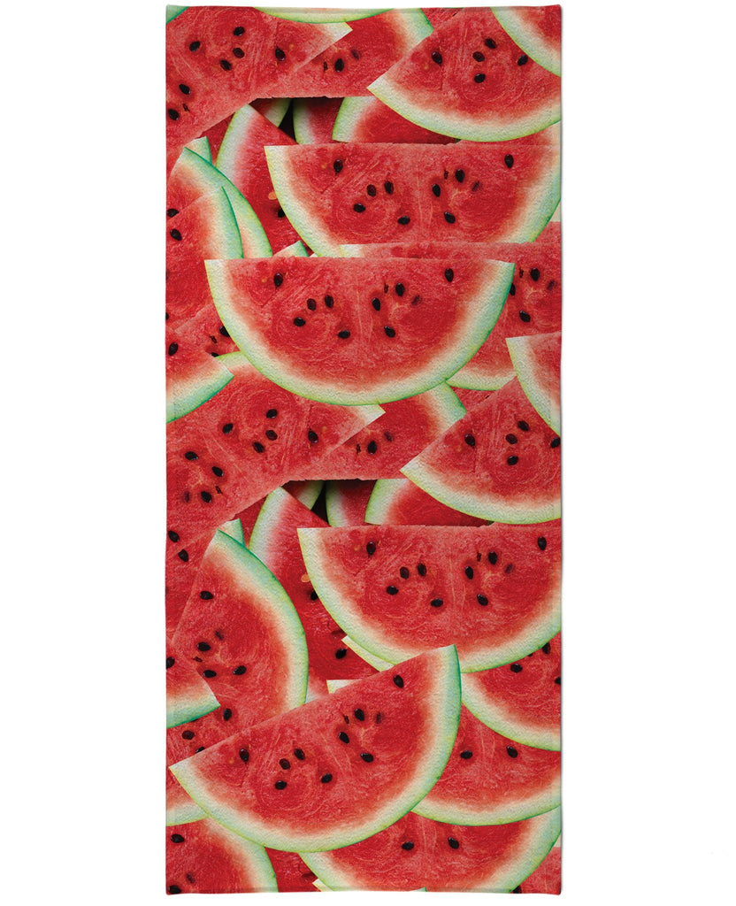 Juicy Watermelon Beach Towel - GetRealFunky.com