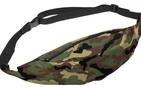 The Military Bum Bag Fanny Pack - GetRealFunky.com