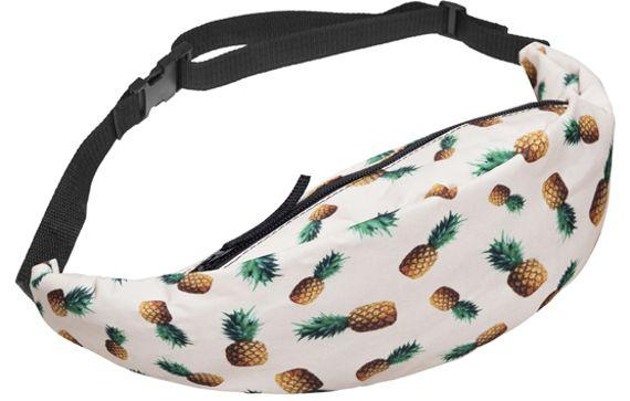 The Classic Pineapple Bum Bag Fanny Pack - GetRealFunky.com