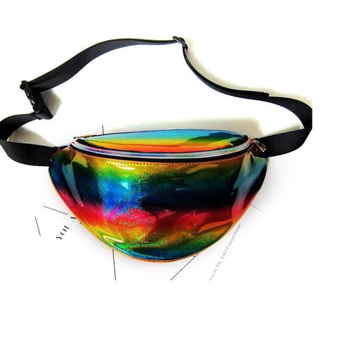 The RAINBOW Bum Bag Fanny Pack - GetRealFunky.com