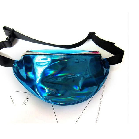 The SKY BLUE Bum Bag Fanny Pack - GetRealFunky.com