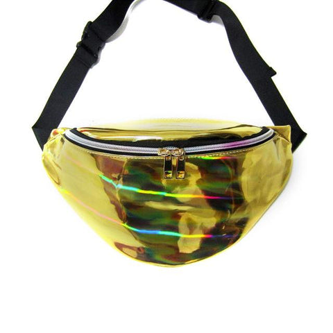 The GOLD Bum Bag Fanny Pack - GetRealFunky.com