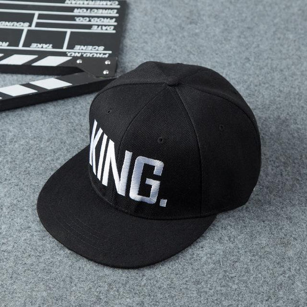 The KING Bold Edition Snapback Cap - GetRealFunky.com