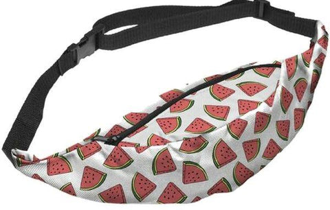 The Juicy Watermelon Bum Bag Fanny Pack - GetRealFunky.com