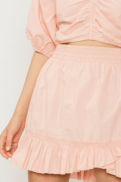 Eden Mini Skirt - Pink