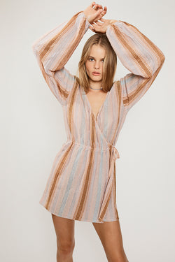 Luella Knitted Wrap Dress *Pre-Order*