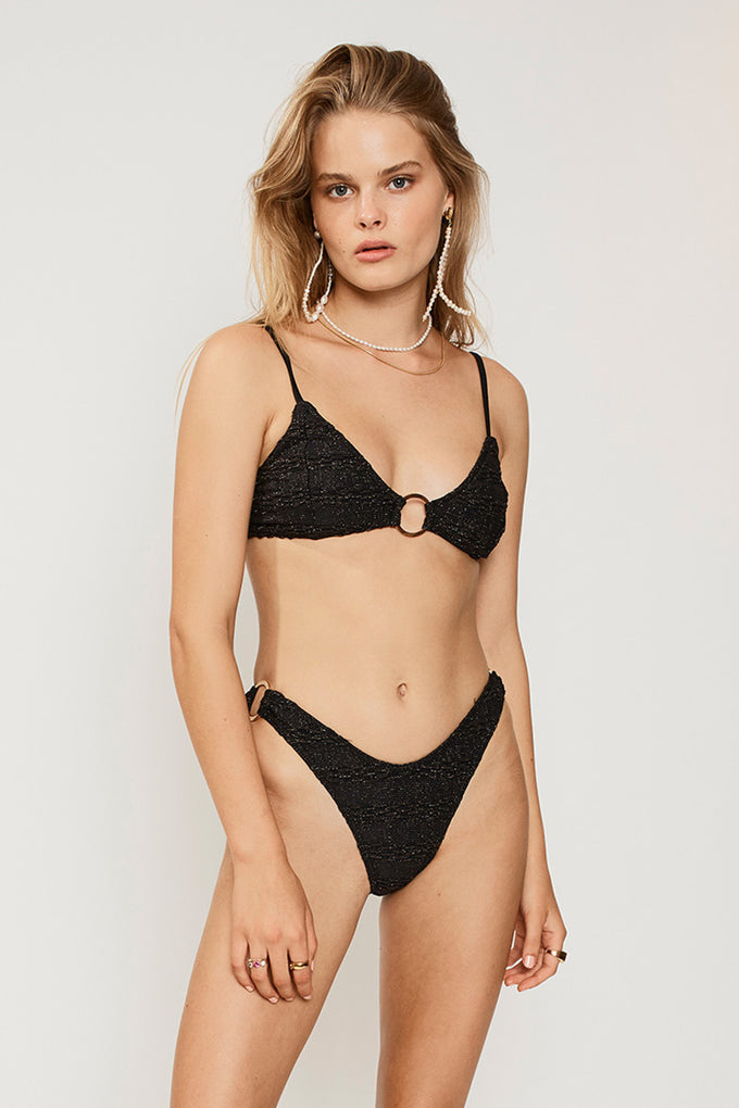 Nadine Ring Side Bikini Bottoms