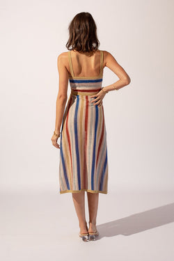 Mila Stripe Dress