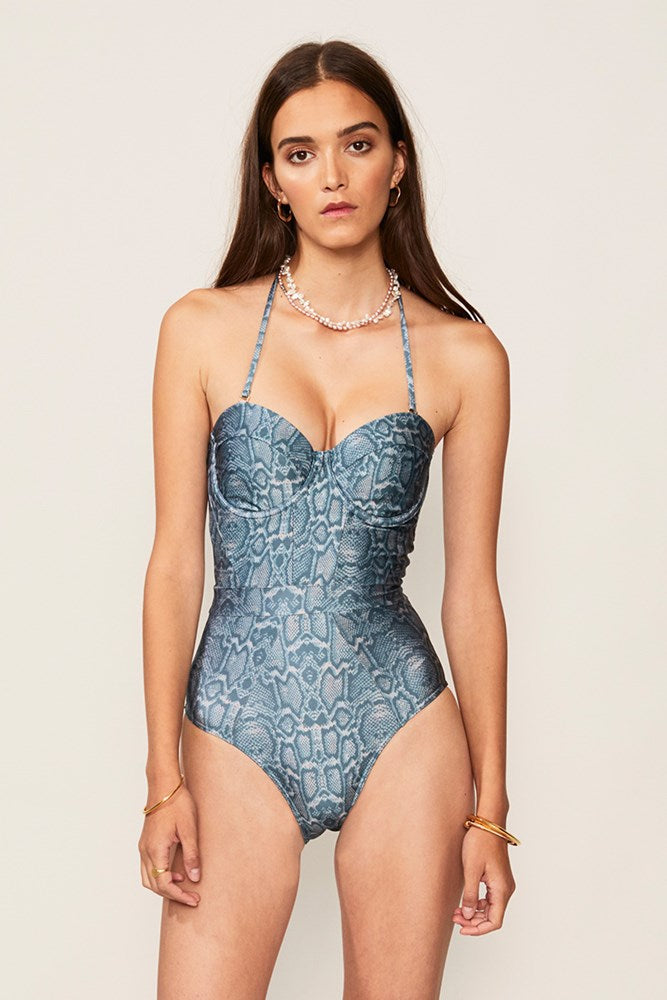 Sylvie Balconette One Piece