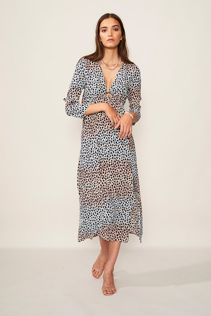 Amelie Long Sleeve Dress