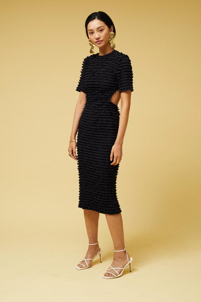 Casius Midi Dress
