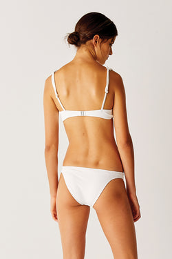 Slim Bottoms - WHITE