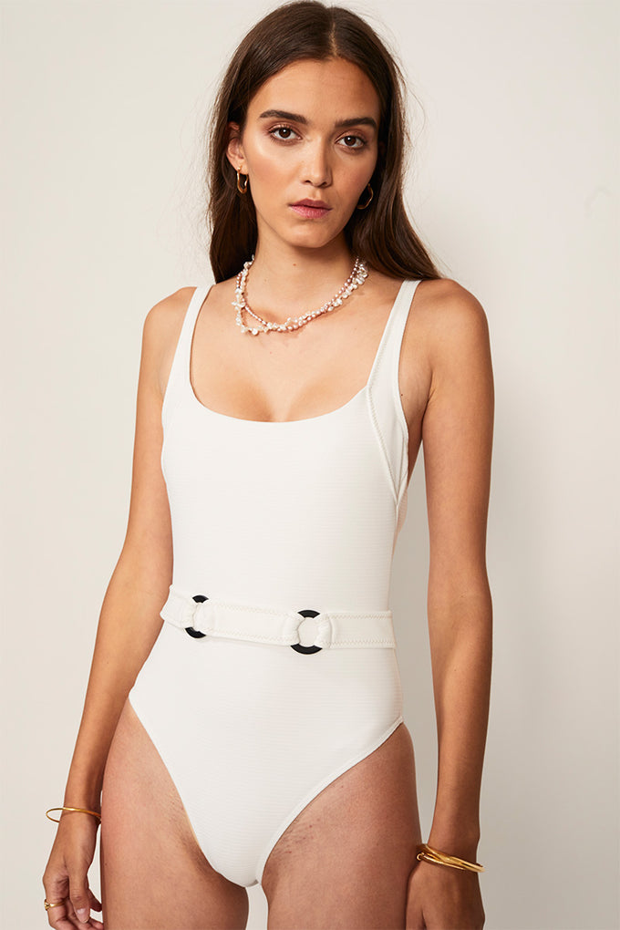 Kaia Scoop Back One Piece