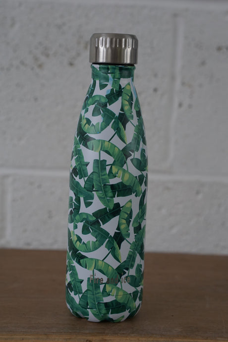 Baby Banana leaf - Fire and Ice bottles. Reusable bottle. BPA free. cool designs