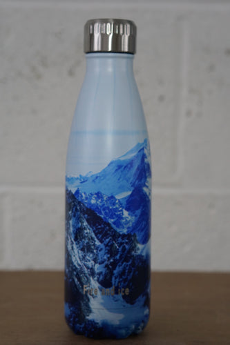 Because its there - Fire and Ice bottles. Reusable bottle. BPA free. cool designs