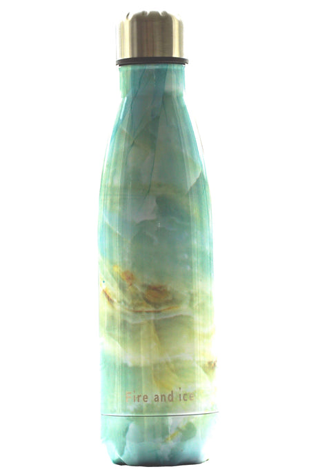 Jade - Fire and Ice bottles. Reusable bottle. BPA free. cool designs