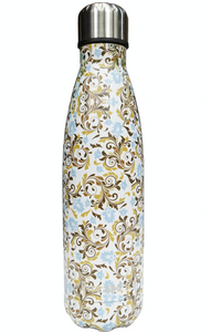 Paisley Power - Fire and Ice bottles. Reusable bottle. BPA free. cool designs