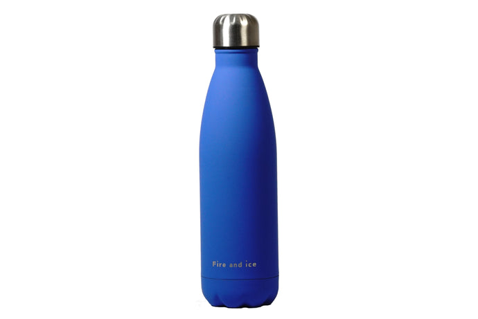 Blueberry - Fire and Ice bottles. Reusable bottle. BPA free. cool designs