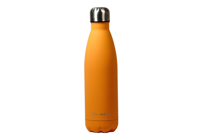Clementine - Fire and Ice bottles. Reusable bottle. BPA free. cool designs