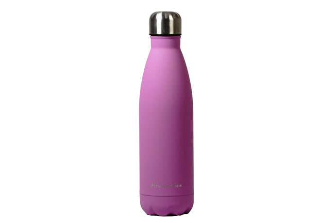 Plum - Fire and Ice bottles. Reusable bottle. BPA free. cool designs