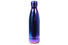Iridescent Glow - Fire and Ice bottles. Reusable bottle. BPA free. cool designs