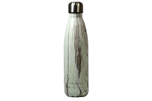 Lime - Fire and Ice bottles. Reusable bottle. BPA free. cool designs
