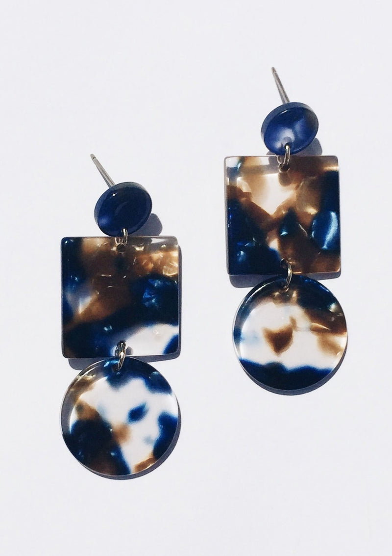 Pacific Totem Earrings