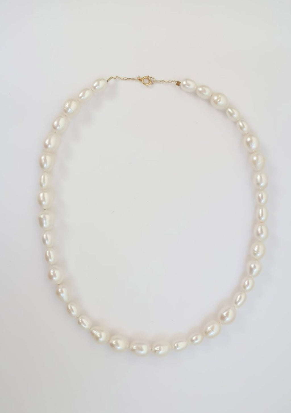 Flora Pearl Necklace