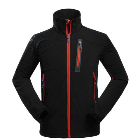 Waterproof Camping Windbreaker