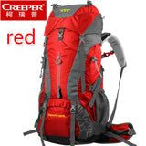 70L Waterproof Climbing Backpack