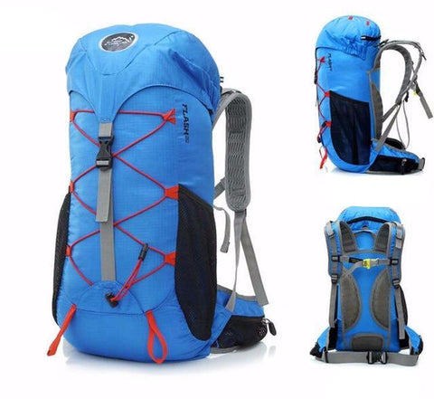 35L Outdoor Mountaineer Backpack