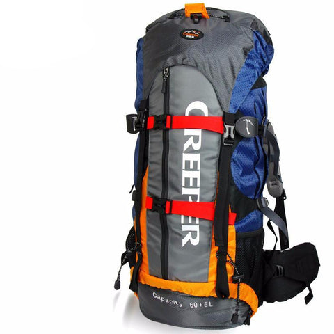 Waterproof Mountaineer Hiking Bag