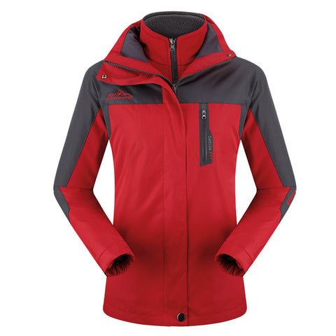 Waterproof Shell Thermal Jacket