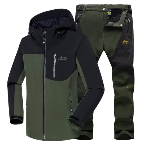 Windproof Wales Hiking Set