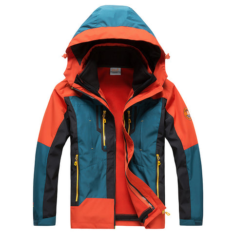 Waterproof Terking 3 in 1 Coat