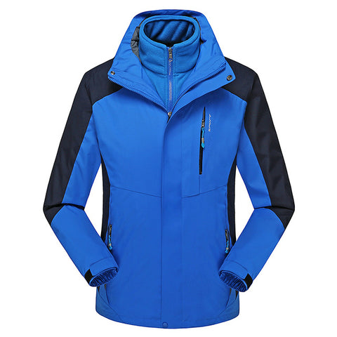 Waterproof Hiking 3 in 1 Paris Coat