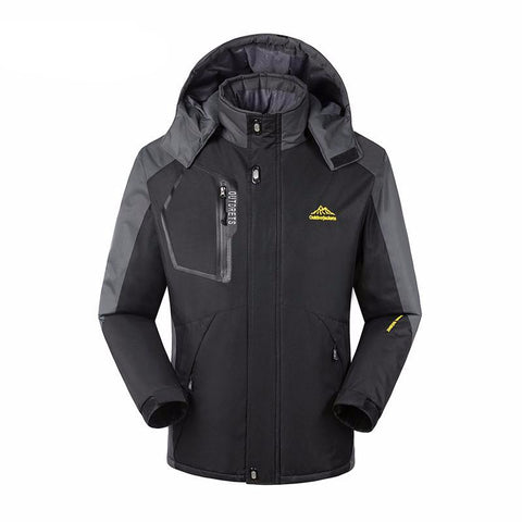 Waterproof Lloyds Hiking Windbreaker