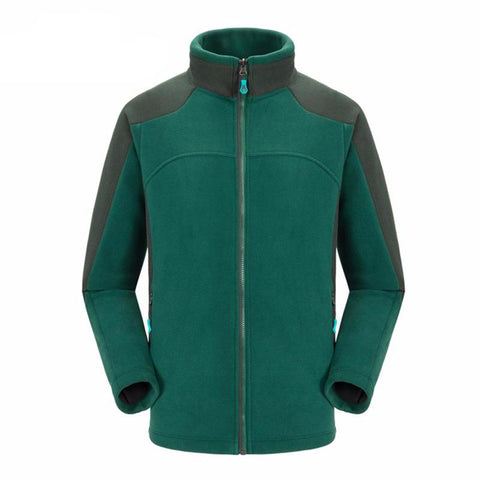 Waterproof Fleece Outdoor Coat