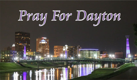 Pray For Dayton Photo by V.I.P.
