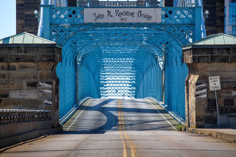 John A. Roebling Bridge Entry