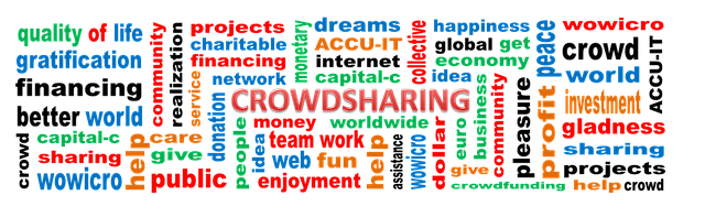 crowdfunding The V.I.P. Social Media Pages