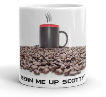 Bean Me Up Scotty