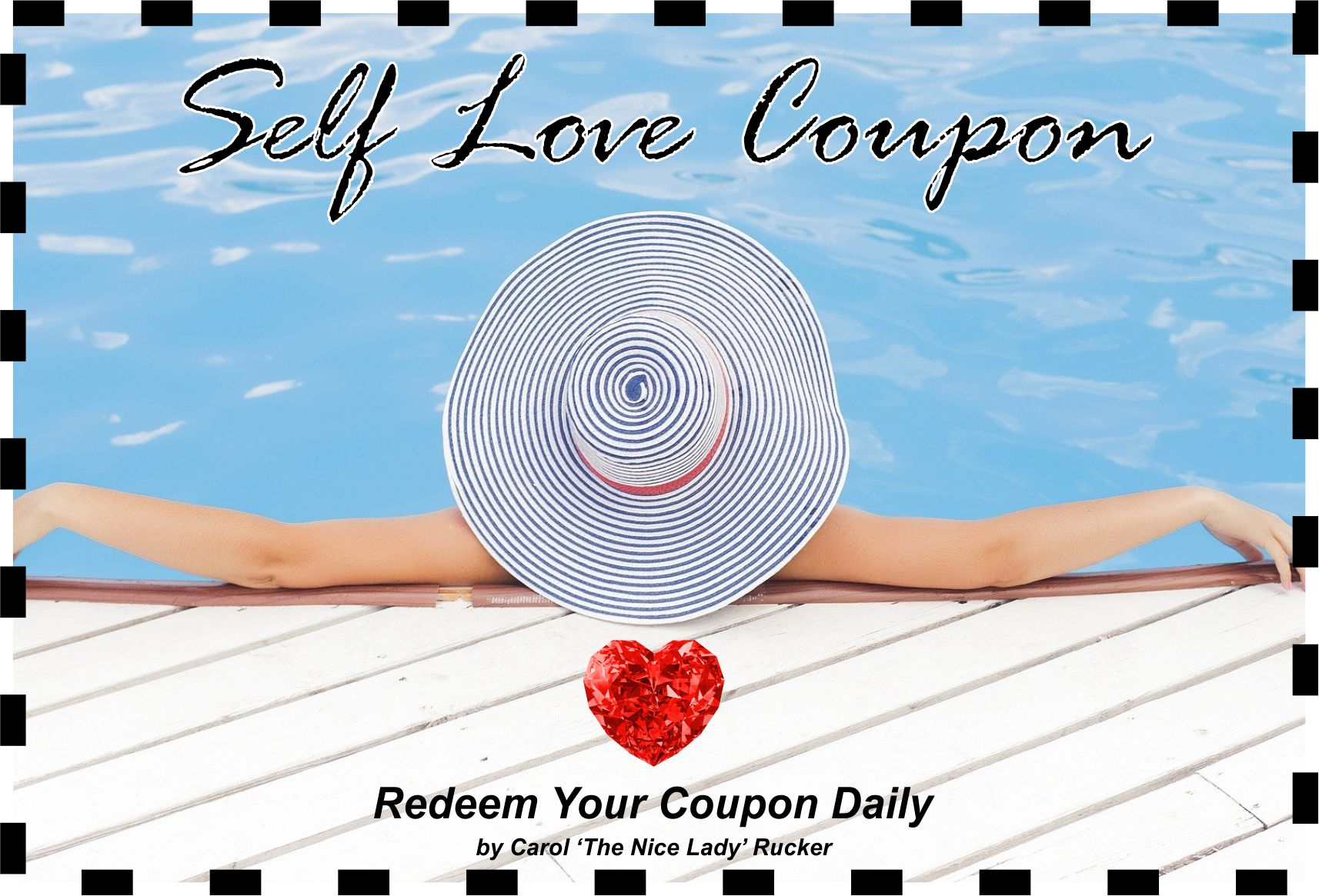 Self Love Self Care by Nice Lady VIP