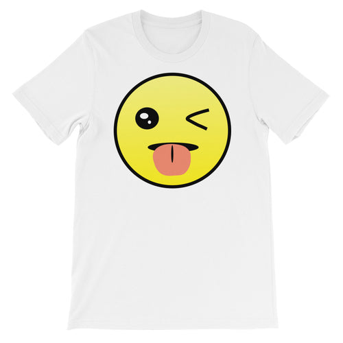 'Awesomojee' Adult Short-Sleeve Unisex T-Shirt