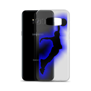 DTL iFly Slam Samsung Case - Blue Outline
